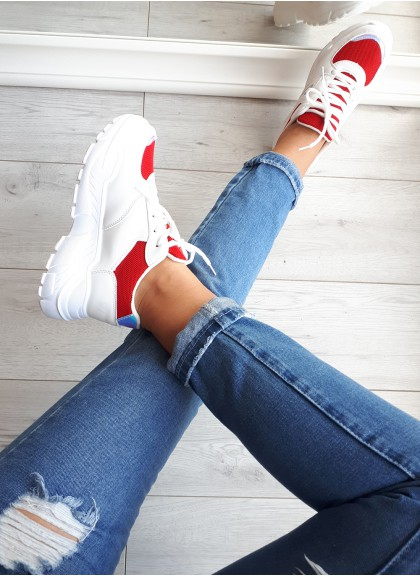 Buty Sportowe Roster Red